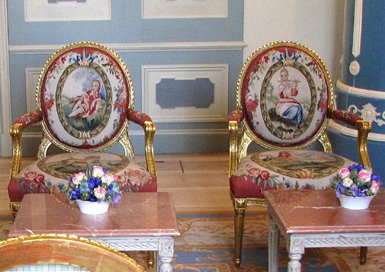 Bilder Innen Schloss Meseberg