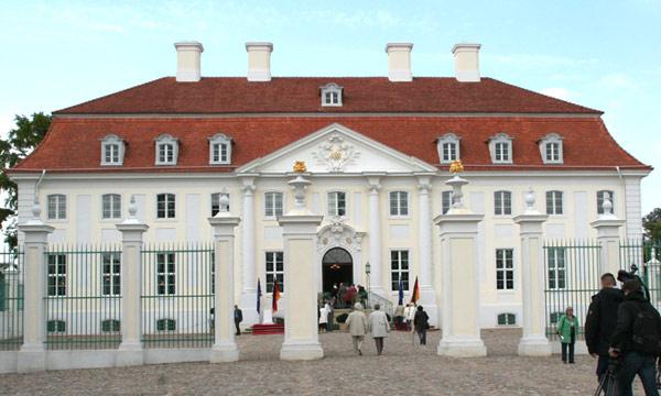 Schloss Meseberg Gastehaus Der Bundesregierung